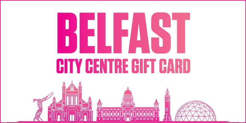 Belfast Gift Card