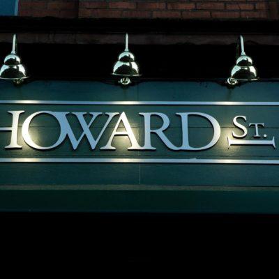 Howard Street Restaurant Logo