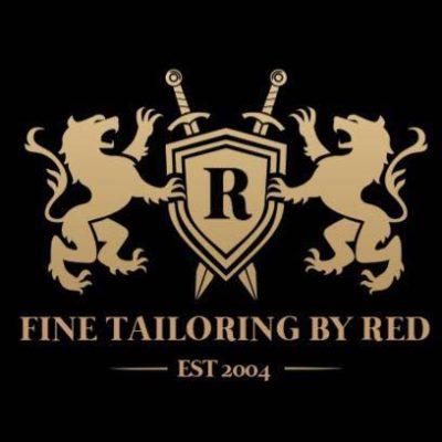 Red Groomswear Logo