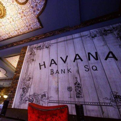Havana Bank Square Logo