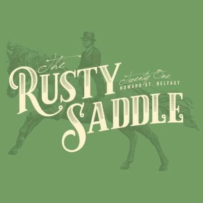 The Rusty Saddle Logo