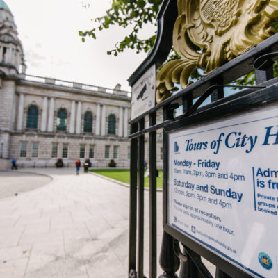 Belfast City Hall Logo