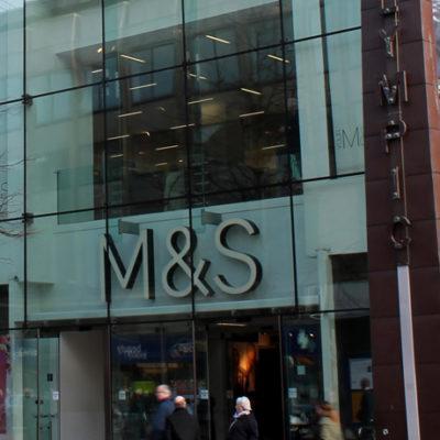 M&S Header
