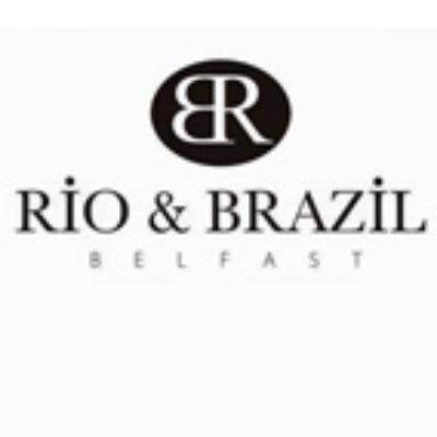 Rio · Brazil Logo