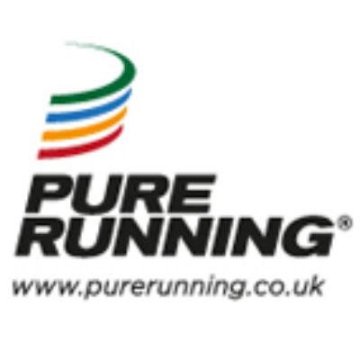 Pure Running Logo