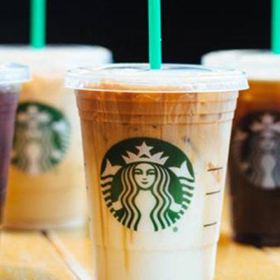 Starbucks Header