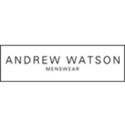 Andrew Watson Menswear Logo