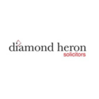 Diamond & Heron Solicitors Logo