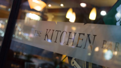 The Kitchen Bar