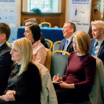 Cost saving workshop crowd