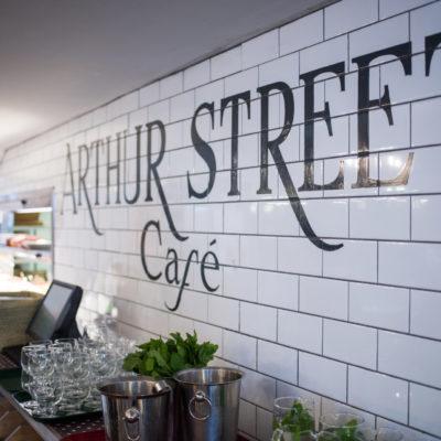 Avoca Arthur St Cafe Logo