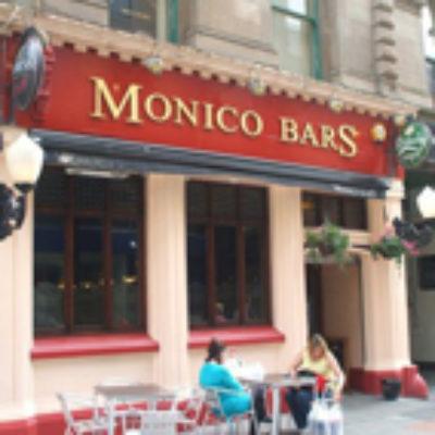 Monico Bars Logo