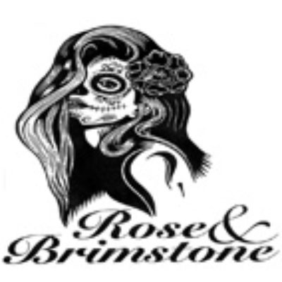 Rose & Brimstone Logo