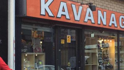 Kavanagh's Engravers