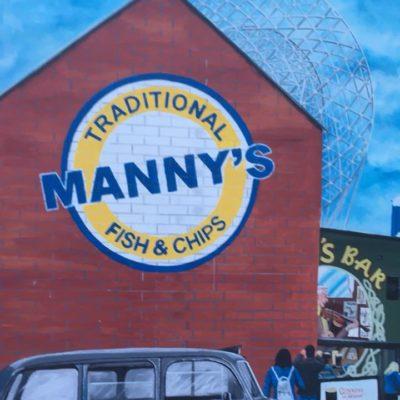 Mannys Logo