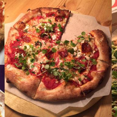 Bottomless Pizza
