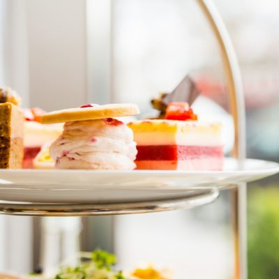 Top 7 spots for afternoon tea