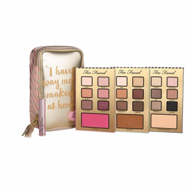 Too Faced   'Best Year Ever' make up gift set £46