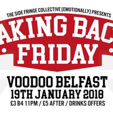 Taking Back Friday