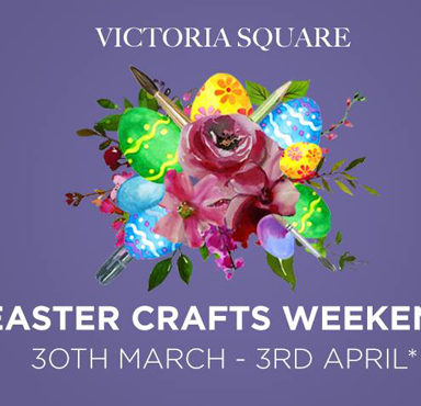 Easter at Victoria Square