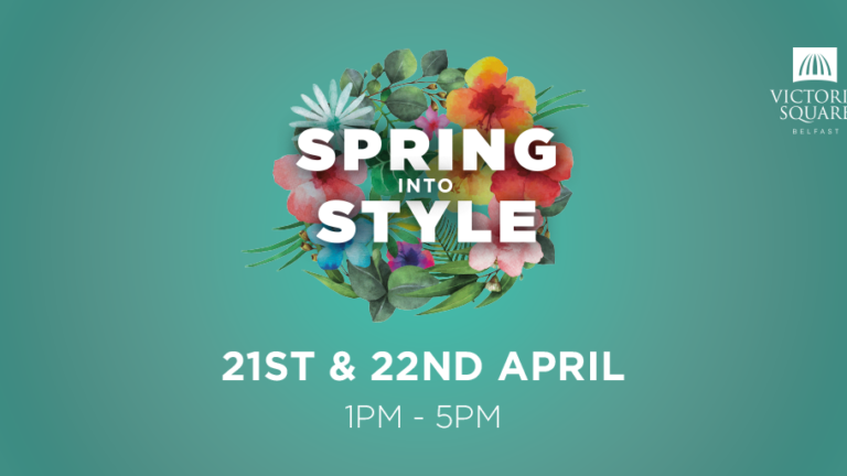 Spring Vic Square event