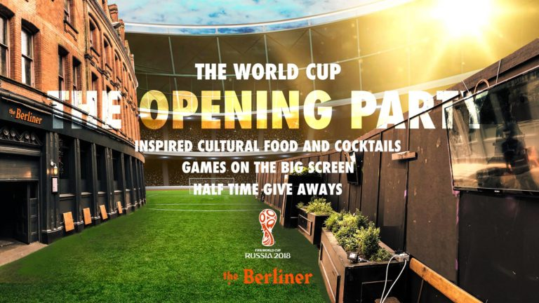 Berliner world cup