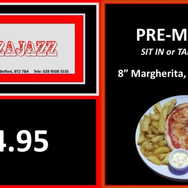 £4.95 Pizza Meal Deal