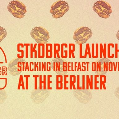 Stacked Burger Launch Night