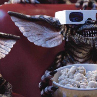 Dine in Cinema: Gremlins