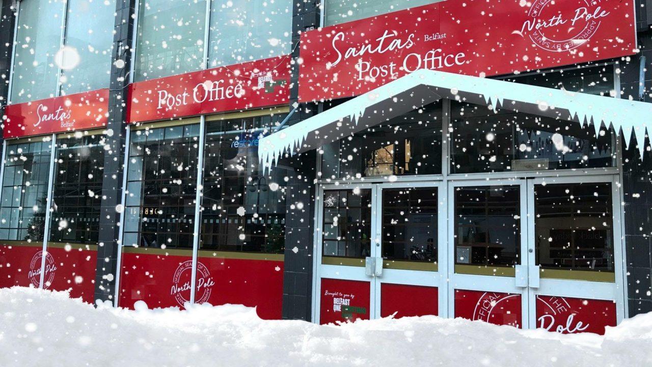 Santas Belfast Post Office