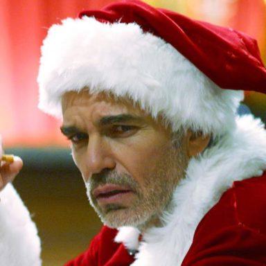 Dine-in Cinema: Bad Santa