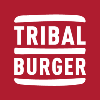 Tribal Burger Logo