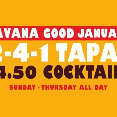 Havana Good January