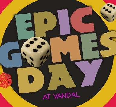 Epic Games Day!