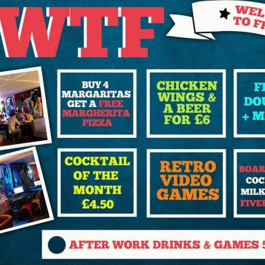 WTF – Welcome To Fridays