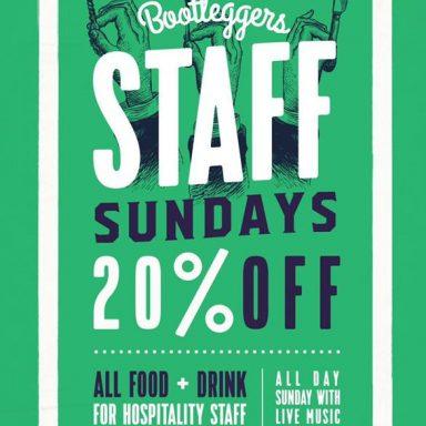 Staff Sunday's
