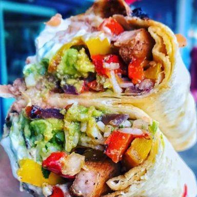 Burrito & Mojito Tuesdays