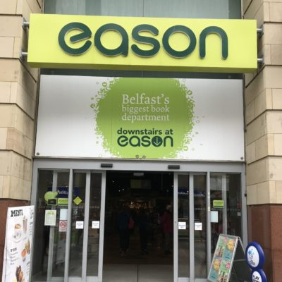 What you may not have known about Eason