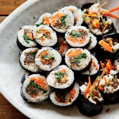 Get On A Roll With Sushi!