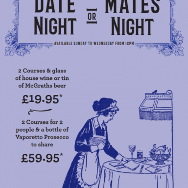 Mate or Date Night