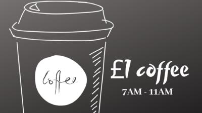 £1 Coffee