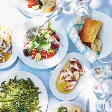 Mediterranean Cuisine Class