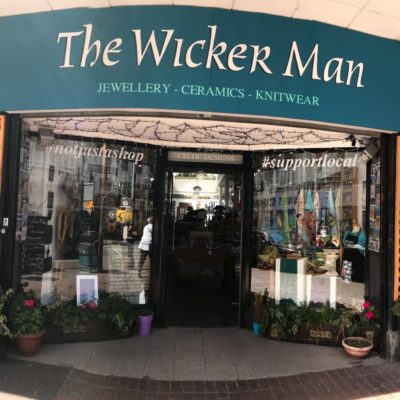 The Wickerman – The Irish Cultural Shop in the heart of the City Centre