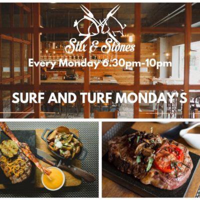 Surf and Turf Mondays