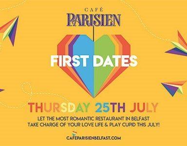Café Parisien First Dates: Pride Edition