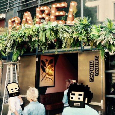 The String Ninjas Live at Babel