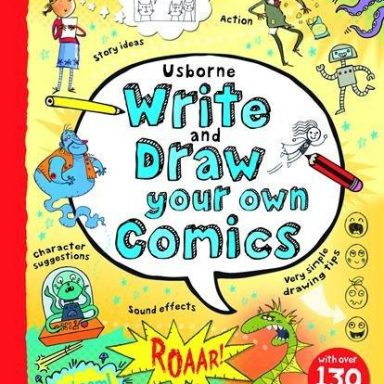 Write And Draw Your Own Comic