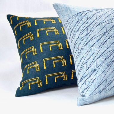 Cushions by Deborah Toner