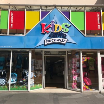 From the Cot to a Tot: The Kids Store is your one stop nursery shop!
