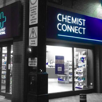 chemist connect belfast